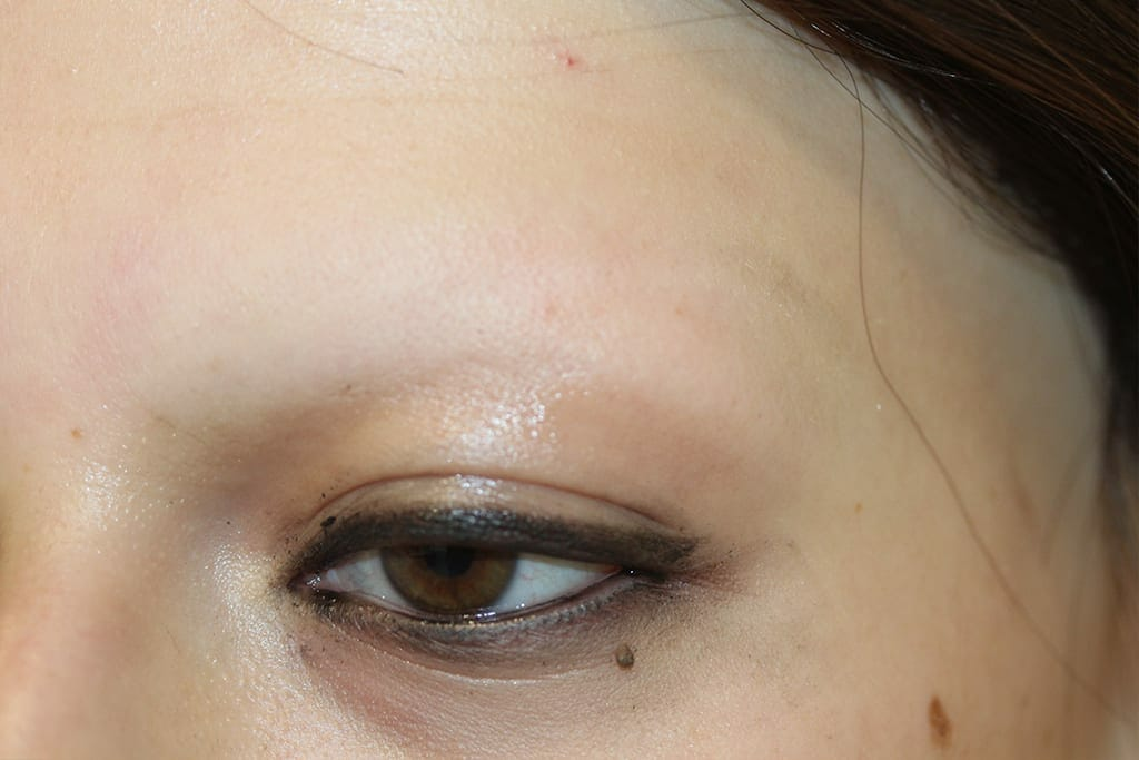 Permanent Eyebrows Before Treatment photo