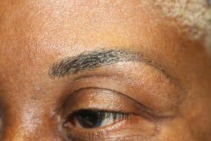 Full Grown Eyebrow