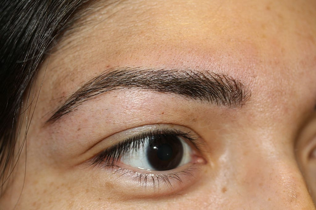 Eyebrows Ruth Swissa After