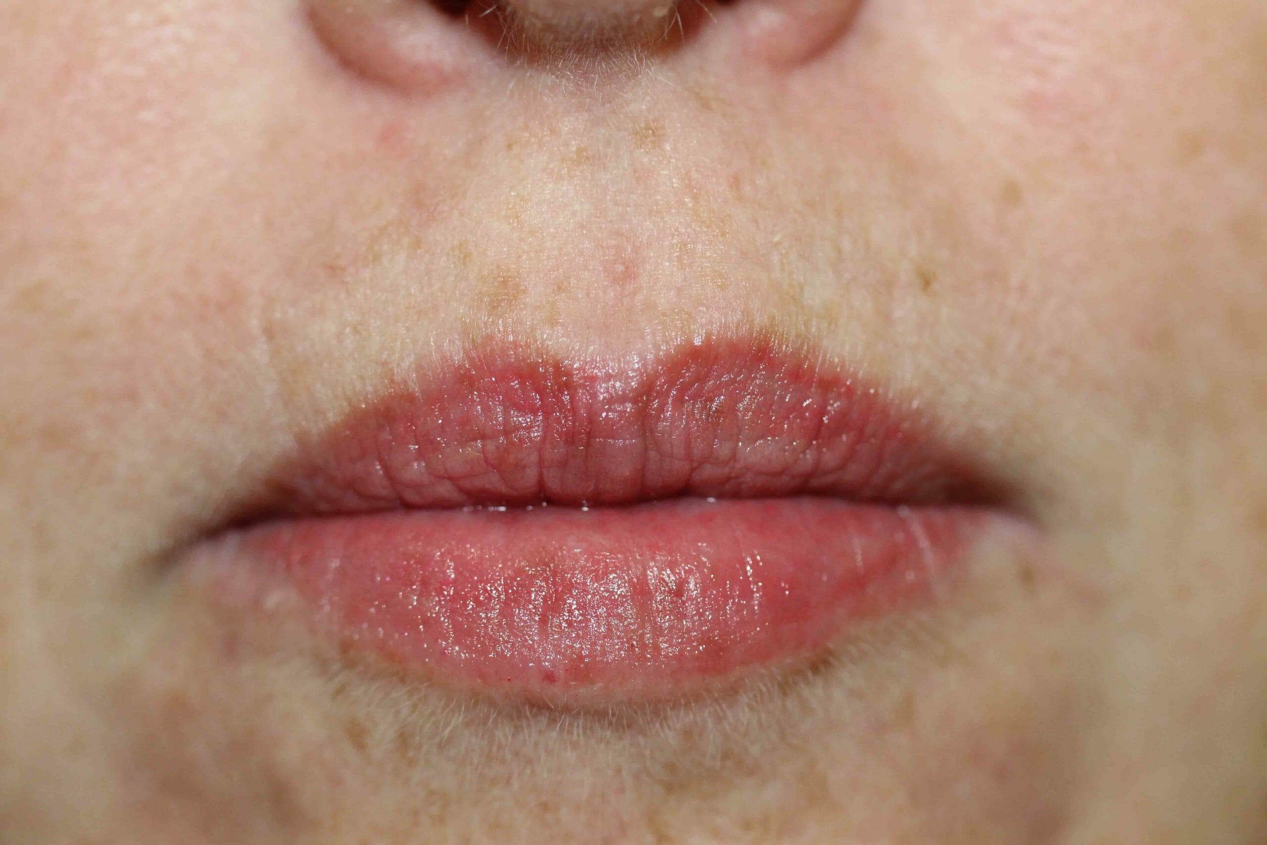 Permanent Lip liner & Color