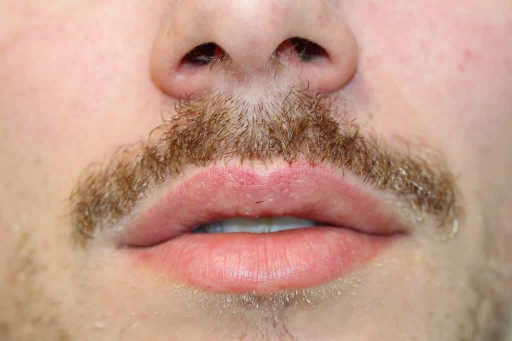 permanent lip liner color
