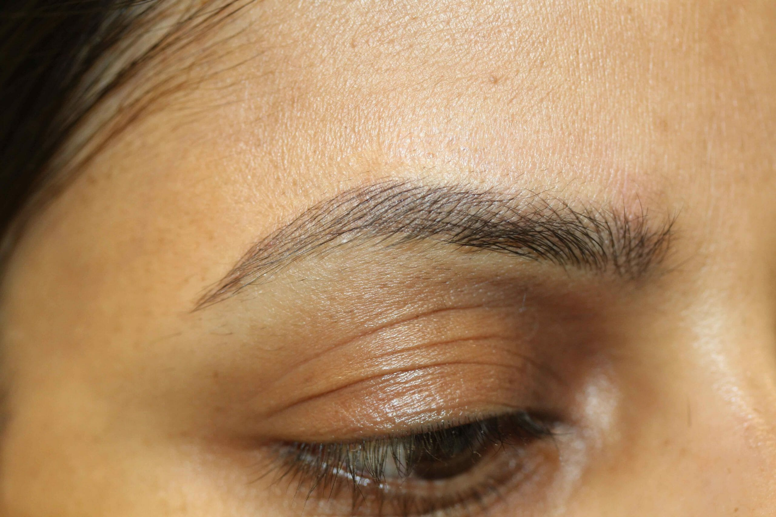 Eyebrow After scaled