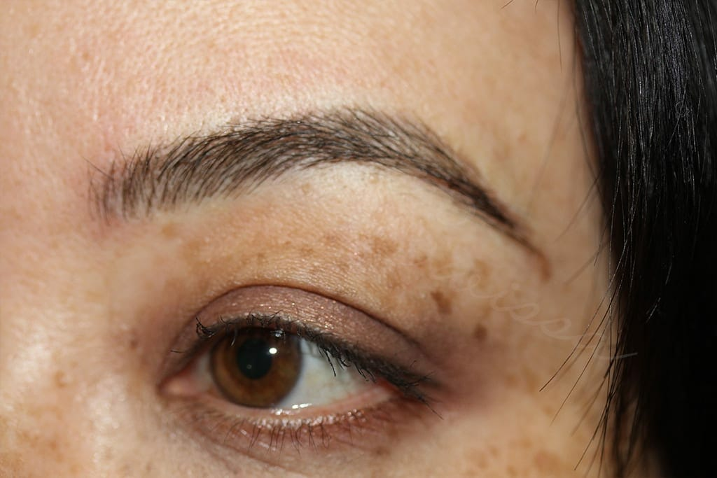Photo Eyebrows After
